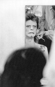 David Bowie. S)