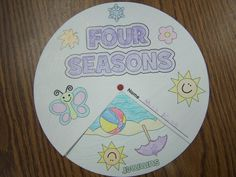 seasons books and activities
