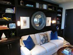 Dickson Street Residence. WLD. #whitelinedesigns #interiordesign #homedecor #live #lifestyle #modern #nautical #masculine #navy