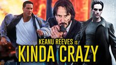 We take a look at one of the coolest guys in Hollywood in our latest ...is Kinda Crazy with Keanu