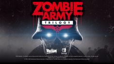 Rebellion published the official launch trailer for Zombie Army Trilogy on Nintendo Switch. Zombie Army Trilogy marches onto Nintendo Switch. Nintendo Switch News, Zombie Army, Nintendo Eshop, New Trailers, Consoles, Campaign, Product Launch, The Incredibles, Medium