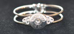 Winchester  12 Gauge Shotgun Shell Nickel by OnTargetJewelry
