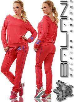Лучшие изображения (46) на доске «Женские спортивные костюмы BALANI ... a09f69b428f
