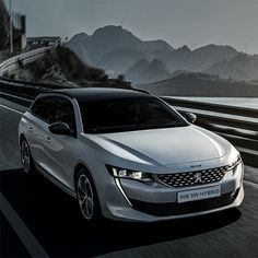The spacious all-new Peugeot 508 SW, now available as a Plug-In Hybrid featuring 4 driving modes. Nissan 4x4, Volvo Amazon, Ferrari Car, Lamborghini Cars, Bentley Car, Lux Cars, Top Luxury Cars, Tuner Cars, Spiritual Coach