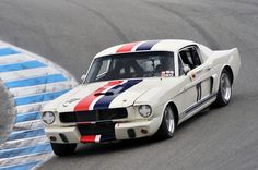 Shelby American's competition model for 1967