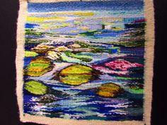 Burlington Handweavers & Spinners Guild – We work, play, and create with fibre in the heart of southern Ontario Monet, Art Gallery, Bohemian Rug, Gardens, Quilts, Blanket, Rugs, Create, Inspiration