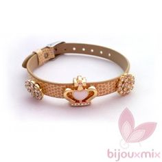 Pulseira Crown #pulseira #bijouxmix
