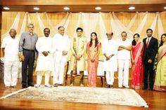 Actor Rajinikanth,music composers Ilayaraja, AR Rahman, lyricist Vairamuthu among other film personalities attended the wedding reception of Aparna Guhan, the granddaughter of AVM Saravanan and daughter of M S Guhan, with actor Maitreya (original name is Shyam) yesterday. Maitreya...