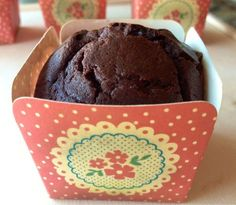 new Ideas cupcakes faciles muffins Cookie Dough Cupcakes, Vegan Cookie Dough, Fondant Cupcakes, Fun Cupcakes, Cupcake Cakes, Chocolate Muffins, Chocolate Lovers, Chocolate Recipes, Cupcake Recipes