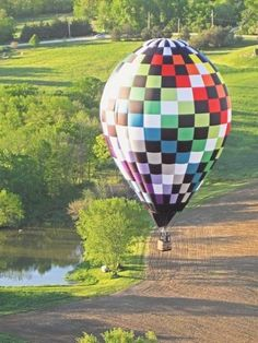 Photo gallery of the balloons that will be at the National Balloon Classic in Indianola, IA