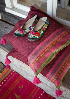 """""""Muhu"""" cotton cotton pillow cover – Homewear - the Muhu way – GUDRUN SJÖDÉN – Webshop, mail order and boutiques 