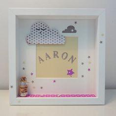Cadre décoratif personnalisé.Marchand de rêve par LittleBelette