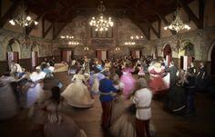 The Grand Ball for Hapsburg Carnival in the Hofer Theatre - Madonna di Campiglio www.campigliodolomiti.it