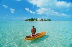 Cayo Espanto  Location: Ambergris Caye, Belize