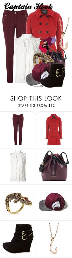 """""""Captain Hook"""" by amarie104 ❤ liked on Polyvore featuring Oasis, Jane Norman, Chloé, Vince Camuto, Bling Jewelry, Bamboo and MIANSAI"""