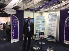 Out stand at Civicas Annual Conference January 2014