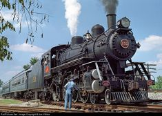 RailPictures.Net Photo: L&N 152 Louisville & Nashville Steam 4-6-2 at Louisville, Kentucky by Joe Vittitoe
