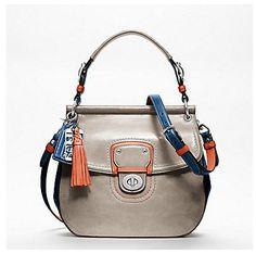 new colorblock Willis bag