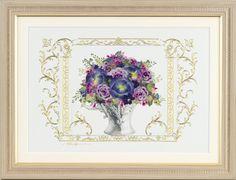 杉野宣雄の押し花アート