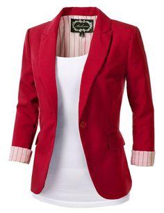 101 style blazer outfit ideas women's fashion that i love bl Blazer Outfits Casual, Blazer Outfits For Women, Blazer Jackets For Women, Blazer Fashion, Blazers For Women, Fashion Outfits, Ladies Blazers, White Jackets, Navy Blazers