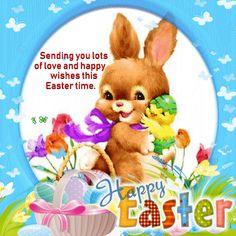 Happy Easter Gif, Happy Easter Quotes, Happy Easter Wishes, Happy Easter Greetings, Happy Wishes, 123 Greetings, Easter Greetings Messages, Boho Dekor, Easter Specials