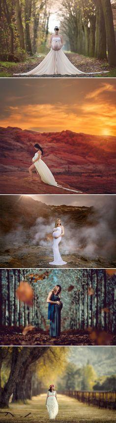 Photograph Your Babymoon! 33 Incredible Destination Maternity Photos!