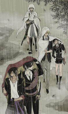The three types of pairings everyone ships 😎 Touken Ranbu, Manga Boy, Manga Anime, Anime Art, Samurai, Natsume Yuujinchou, Handsome Anime Guys, Cute Cartoon Wallpapers, Boy Art