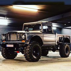Not a scout. Jeep Pickup, Jeep 4x4, Jeep Truck, Cool Trucks, Pickup Trucks, Dodge Trucks, Chevrolet Trucks, Chevrolet Impala, Lifted Trucks