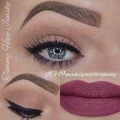Tammy Hope Jansky @makeupwithtammy Instagram photos   Websta