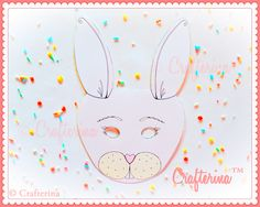 Happy Easter from Crafterina! www.Crafterina.com