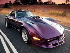 Custom 1980 Corvette