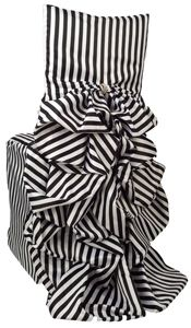 Matte-Satin-Black-White-stripe-Diana-Chair-Cover-philadelphia-event-design-wildflower-linen-french-decor-for-parties-glamorous-events