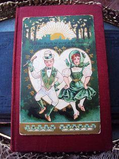 Antique Postcard Paper Ephemera Novelty St. by primitivepincushion, $6.50