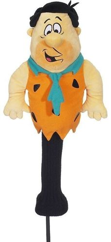 The Flintstones: FRED Golf Headcover by Creative Covers. Buy it @ ReadyGolf.com