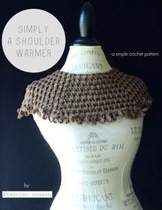 Simply A Shoulder Warmer - Deep South Fibers