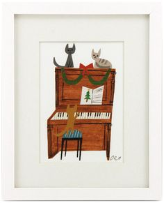 Kitty Carols, Christian Robinson $380