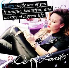 Image about demi lovato in {da queen} by Faith Ashley Rihanna, Demi Lovato Quotes, Verbal Abuse, Great Life, You Are Beautiful, Beautiful Life, Life Savers, Favorite Person, Celebrity Crush