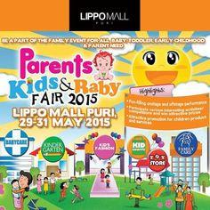 Live Event: Parents, Kids & Baby Fair 2015 | 29-31 Mei @LippoMallPuri (Jl. Puri Indah Raya Blok U1 CBD - Puri Indah) | Sewa Partisi Pameran 18 Stand | @KBI_Group  Sewabagus.com (021) 9460 7000 // 0857-1580-7000 // 26F60C10 | sewabagus@gmail.com | Katalog via Pinterest www.pinterest.com/sewabagus | www.sewabagus.com   #sewapartisi #pameran #expo #lippomallpuri
