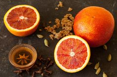Blood Oranges from Valencia -Spain