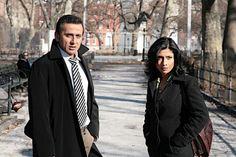 Faisal Rehman with Deepti Gupta