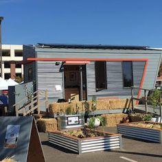 A tiny house from KJE Tiny Homes of Fresno, California The 264 sq ...