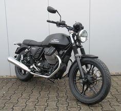 Moto Guzzi V7 II STONE ABS // AKTION als Naked Bike in Leimen