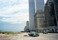 Mitch Epstein, West Side Highway, New York 1977