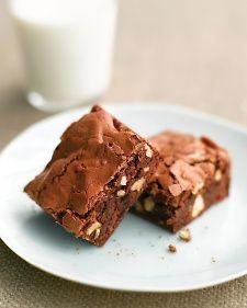 Pecan Fudge Brownies