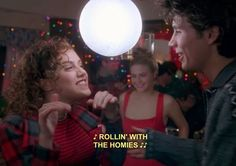 Rolling with the homies ' Clueless