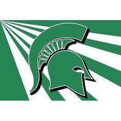 Michigan State Spartans NCAA Tufted Rug (30x20)