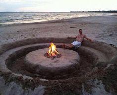 Great Beach idea!