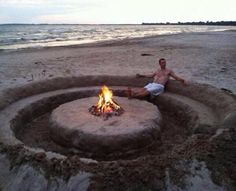 Great Beach idea!