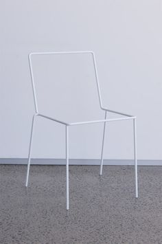 Sacrificial Chair par Punga