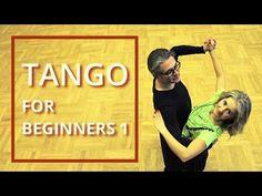 Tango for Beginners 1 | Walk - Link - Promenade - YouTube